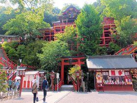 名物とんかつも!佐賀・祐徳稲荷神社は奥の院への参拝でご利益アップ|佐賀県|トラベルjp<たびねす>