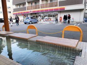 日本唯一の足湯付きコンビニも!?千曲市「戸倉上山田温泉」の魅力|長野県|トラベルjp<たびねす>