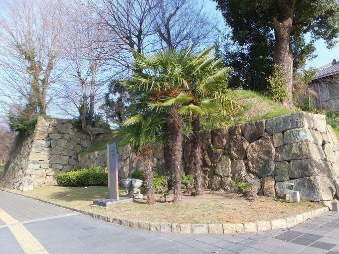 こんなところにも!姫路城の面影を都市リノベに有効活用