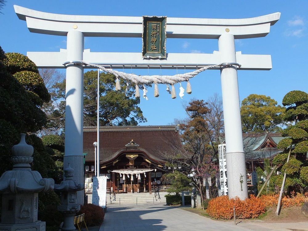 田村神社参拝のご利益とは