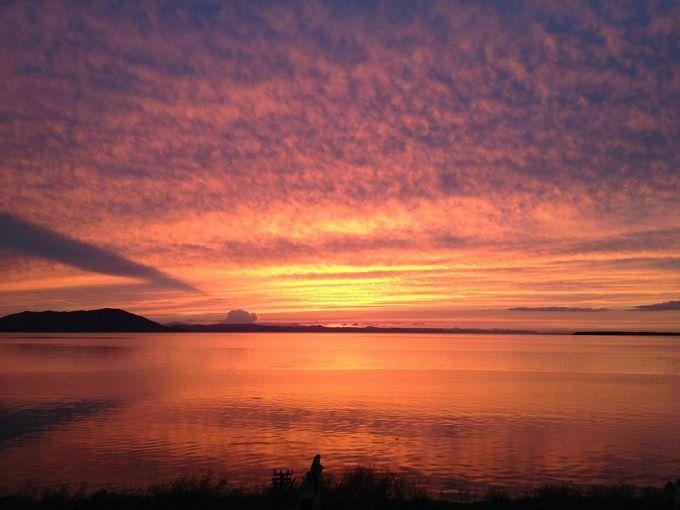 絶景の夕日につつまれる「サロマ湖鶴雅リゾート」で何もしない贅沢な休日を