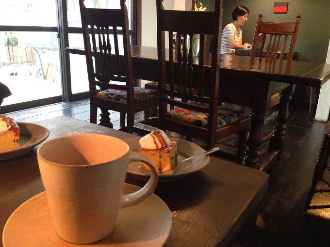ほっこりカフェ「石田珈琲店」