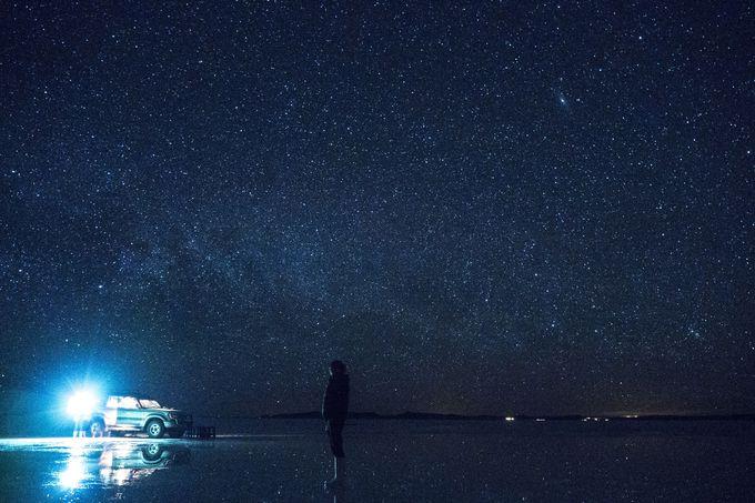 感動間違いなし!星だけで作り出される世界