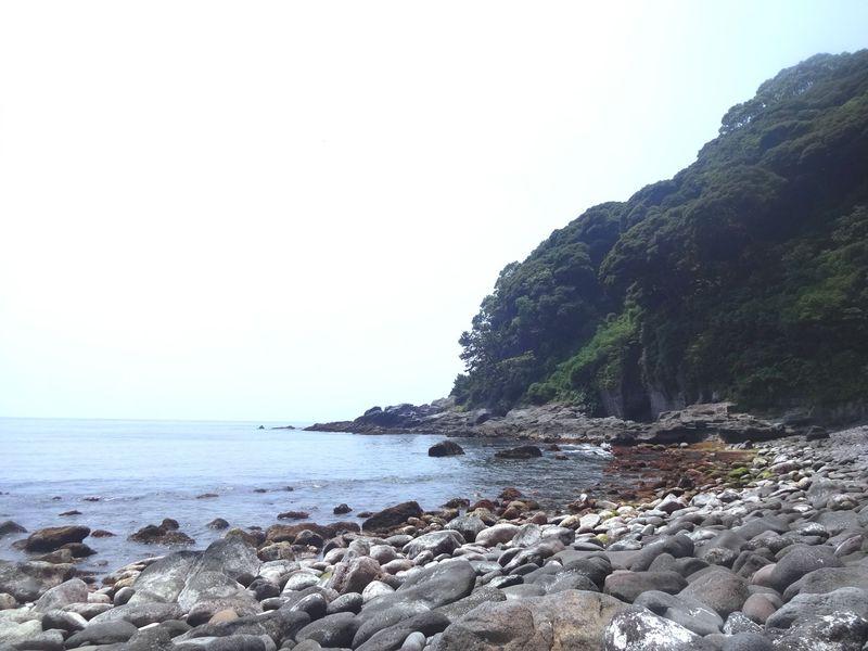 神奈川で磯遊び&シュノーケリング!真鶴半島「番場浦海岸 ...