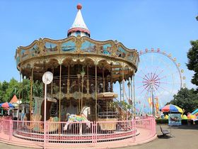 伊香保で遊園地!「渋川スカイランドパーク」は子連れ温泉旅の決定打