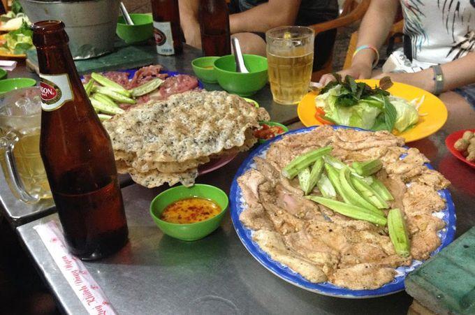 3.ヤギ乳の焼肉(Vu De Nuong)