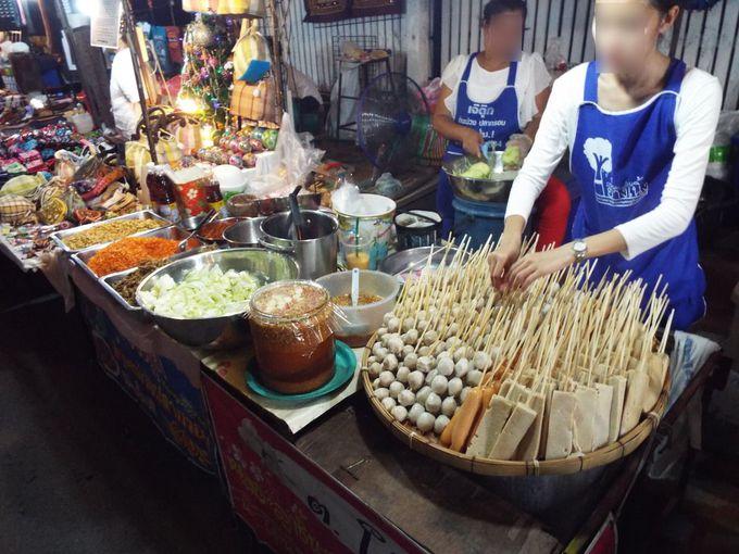 タイ北部料理や屋台料理が気軽に楽しめる!