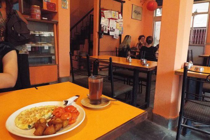 4. シヴァ・カフェ&ジャーマン・ベーカリー(Shiva Cafe & German Bakery)