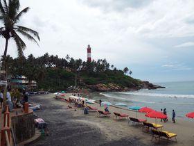 理想的なビーチの要素が凝縮!「コヴァーラム・ビーチ」が南インドでもっとも美しい理由