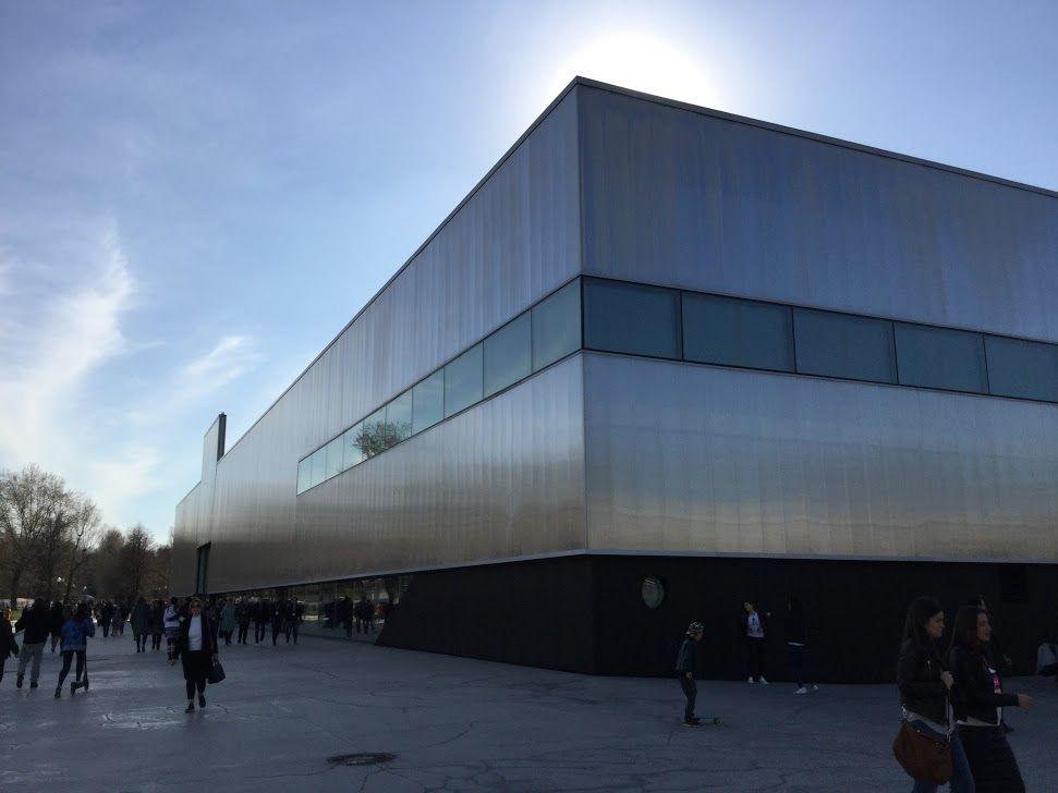 5.ガレージ・ミュージアム・オブ・コンテンポラリー・アート(モスクワ)