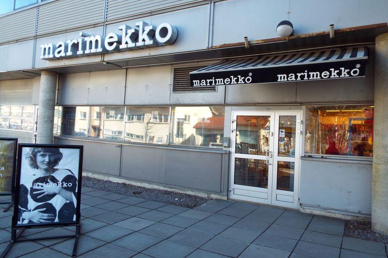 フィンランドの国民的ブランド「マリメッコ」!その本社が、買い物からグルメまで楽しめて素敵すぎる
