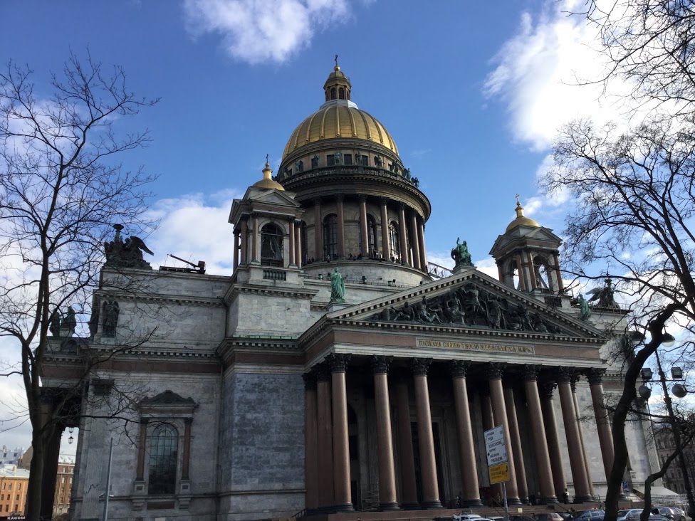 思わず息を飲む荘厳さ!ロシア・サンクトの「聖イサク大聖堂」が美しすぎる
