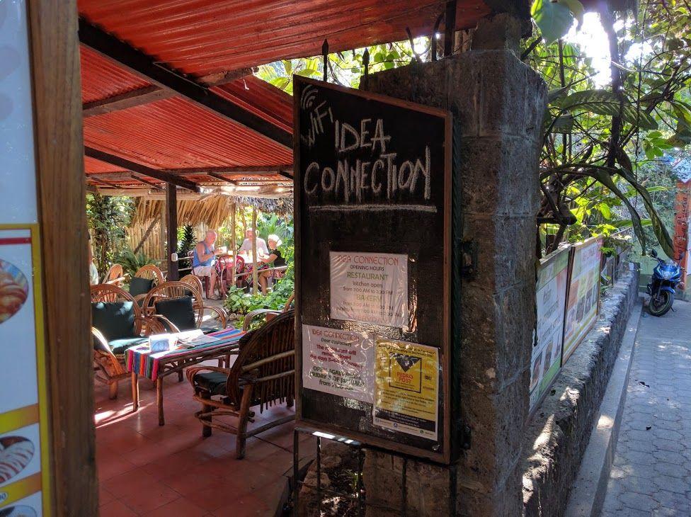 3.「Restaurant Idea Connection」
