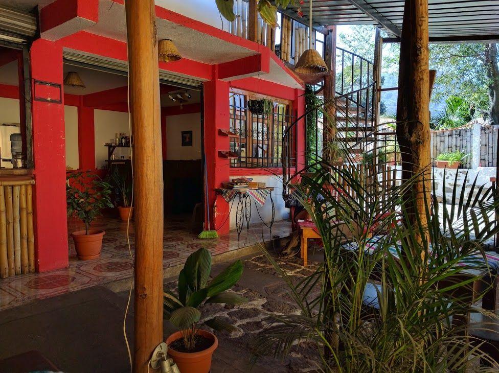 4.「Garden Restaurant」