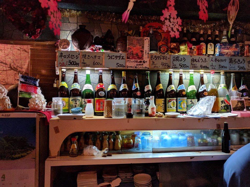 国際的な名酒・古酒が楽しめる