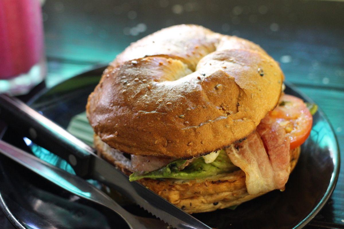 納得のクオリティを誇る絶品サンドイッチ!