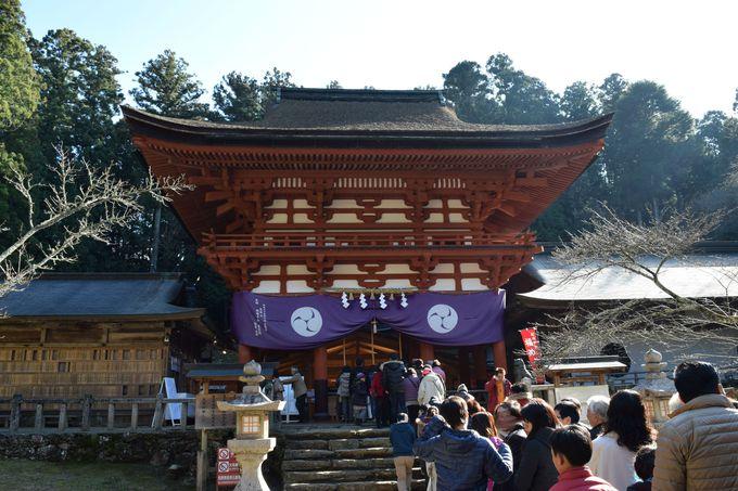 神秘の伝説が残る神社の創建はなんと1700年以上前!