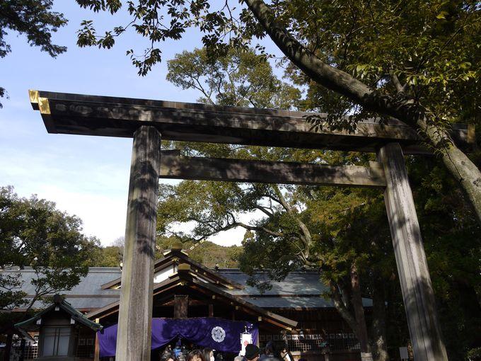 帰りに絶対寄りたい「猿田彦神社」!
