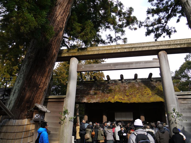 式年遷宮は1300年の歴史。2013年の伊勢神宮は熱いんです!