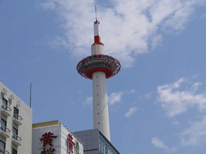 京都駅からぶらりと散歩しながら楽しめるスポット!