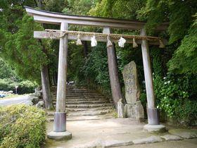 島根の人もオススメの「創造神」を祀る神魂神社!