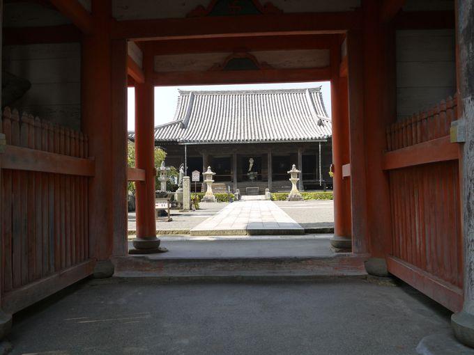 道成寺を造った宮子姫の伝説