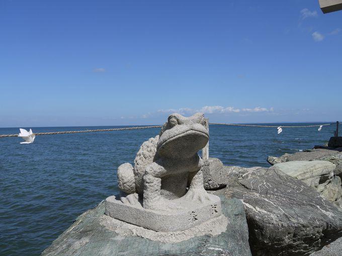 まずは「二見興玉神社」へ!夫婦岩は二見が浦のシンボル