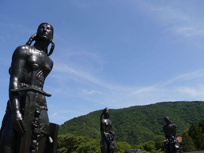大自然の中でアートを楽しむ「箱根 彫刻の森美術館」