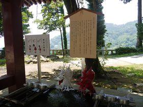 頼朝が愛した伊豆山神社は、山の上の本宮神社が凄い!