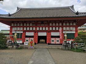 大阪で人気の縁結びスポット!聖徳太子が創建した「勝鬘院」