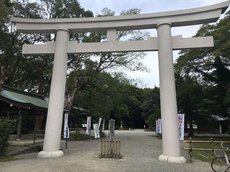 和歌山・日前宮の御神体は、天岩戸伝説に出てくる2つの鏡