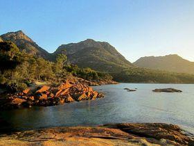 豪タスマニア「フレシネ ロッジ」に宿泊して、海と山とシーフード三昧!