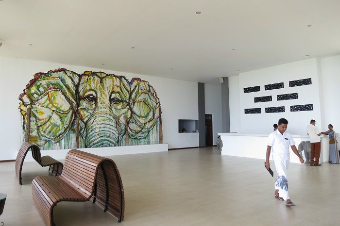 象がテーマの洗練されたリゾートホテル「アリヤリゾート&スパ」
