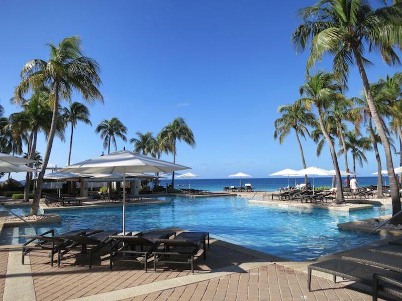 キュラソー島「キュラソーマリオットビーチリゾート」でカリブの美しい海とパステルカラーの街を満喫しよう