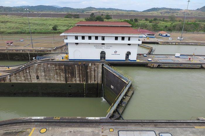 パナマ観光のハイライト「パナマ運河」