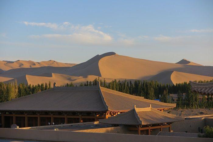 中国「敦煌山荘」に泊まって異国情緒溢れるシルクロードの旅を満喫しよう
