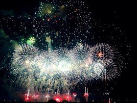 光る技!魅せる花火!「長岡まつり大花火大会」は一生に一度は観ておきたい花火大会|新潟県|トラベルjp<たびねす>