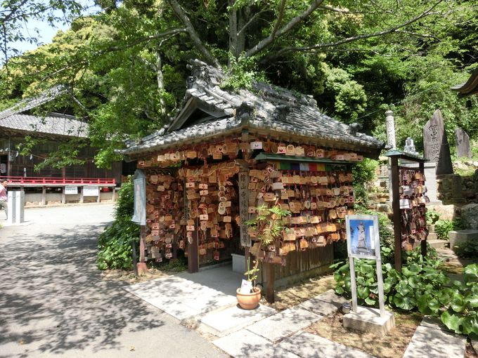 浜松「舘山寺」のパワースポット「縁結び地蔵」