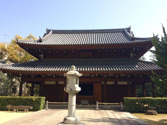 博多「承天寺」の創建