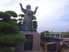 偉人の石碑がいっぱい。風光明媚な紀伊田辺「扇ヶ浜公園」|和歌山県|トラベルjp<たびねす>