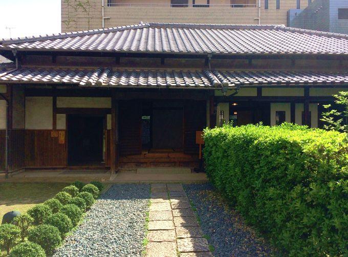 「鍛冶町」と「京町」の二箇所の住居と文豪・森鴎外