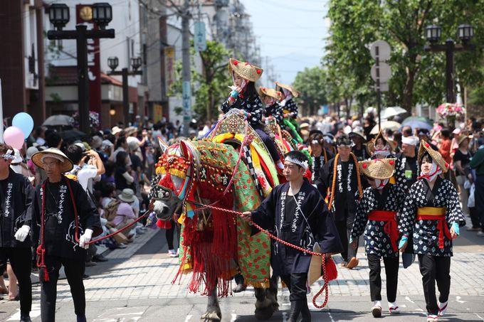 季節を合わせて観光したい岩手の「伝統行事・祭り」