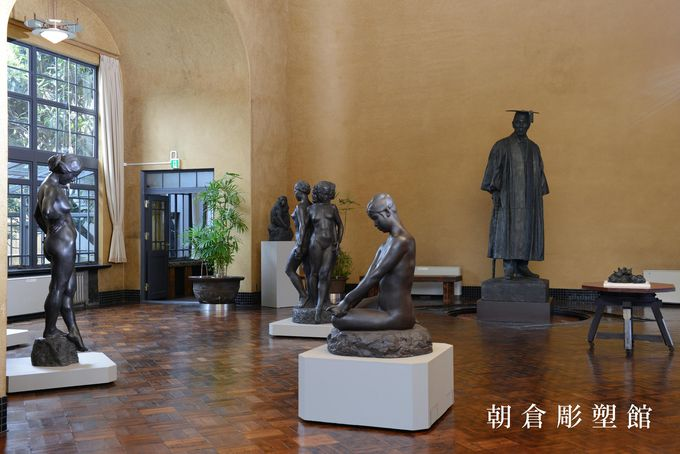 彫刻家・朝倉文夫と「朝倉彫塑館」の歴史