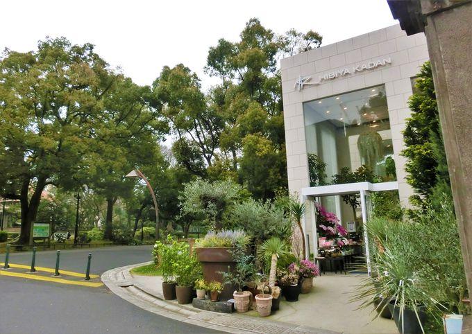 フラワーショップ「日比谷花壇」日比谷公園店