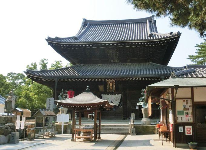 空海の生誕地「善通寺」は四国八十八ヶ所の第75番札所