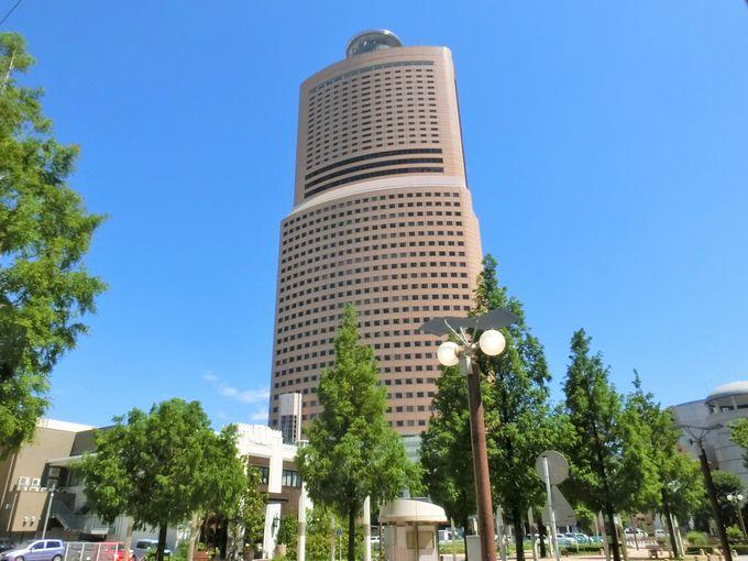 「オークラアクトシティホテル浜松」概要とアクセス