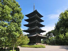 京都駅近くを歩きで観光!手軽に行けるおすすめスポット10選