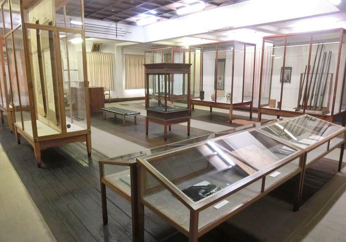 津和野の偉人たちと各種の豊富な資料とゆかりの品々