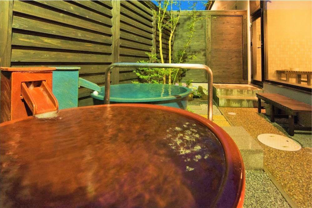 ゆったり温泉三昧!広島・尾道「天然温泉うら湯 旅館浦島」