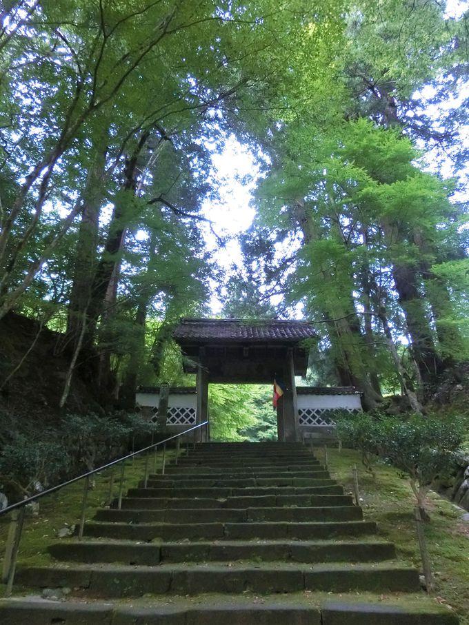 覚皇山「永明寺」へのアクセス